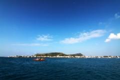 Vẻ đẹp không tả nổi của đảo núi lửa ở Biển Đông VN