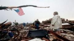 116 người thiệt mạng vì lốc xoáy ở Mỹ