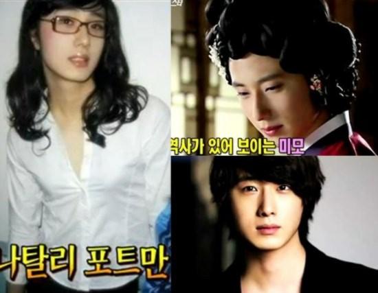 7 mỹ nam Hàn làm lu mờ... các hotgirls