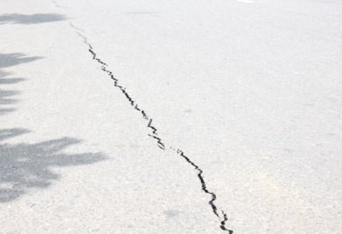 Đà Nẵng: Đường nứt toác và xuất hiện 'hố tử thần