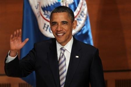 Chưa thể tiêu diệt tận gốc Al-Qaeda, nhưng vụ tiêu diệt Bin Laden vẫn là một chiến thắng quan trọng trong nhiệm kỳ của Tổng thống Mỹ Barack Obama. Ảnh: AFP.