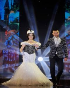 Ba hoa hậu Việt lộng lẫy như các nàng tiên