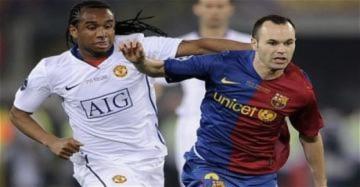 Barca sẽ gặp MU hai lần trong vòng hơn 2 tháng
