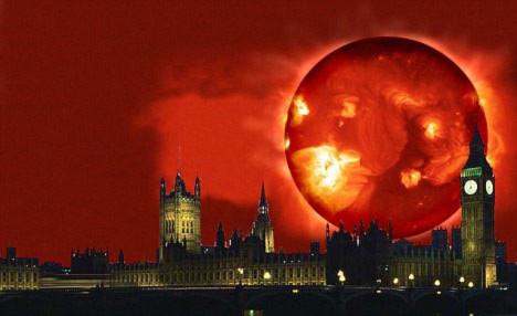 Mặt Trời đến một lúc nào đó lại là hiểm họa cho sự tồn tại của con người.