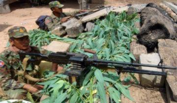 Biên giới Thái, Campuchia chưa im tiếng súng