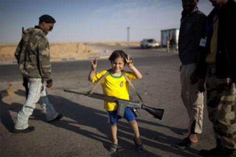 Quân nổi dậy Libya