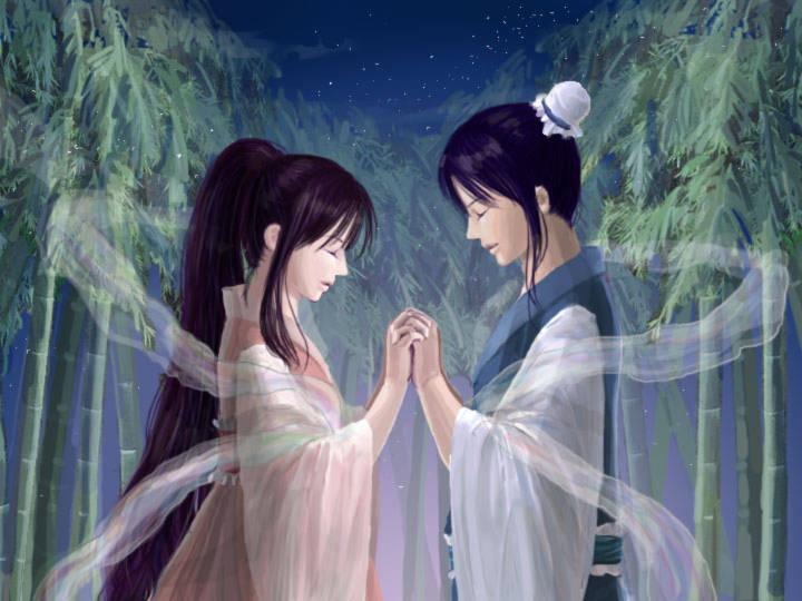Chuyện tình Ngưu Lang và Chức Nữ