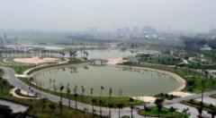 Công viên hiện đại nhất thủ đô vắng khách