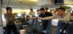 Cục Hàng không có thể phạt tiền HLV Taekwondo