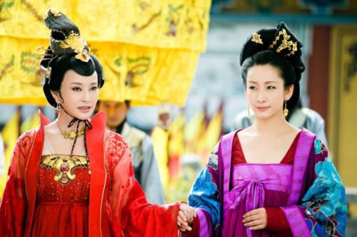 Lưu Hiểu Khánh trở lại với vai Võ Tắc Thiên trung niên.