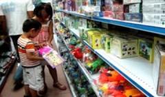 Đồ chơi Trung Quốc chứa chất gây rối loạn nội tiết