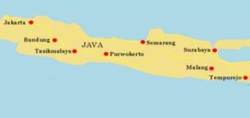 Động đất tại Indonesia và Nhật