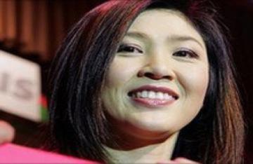 Em gái Thaksin chạy đua làm thủ tướng Thái Lan