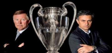 Ferguson cậy nhờ Mourinho để đối phó Barca