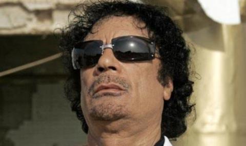 Gaddafi có một hệ thống đường hầm bí mật