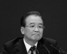 """Giới truyền thông Trung Quốc phớt lờ những lời kêu gọi """"Cải cách chính trị"""" của thủ tướng Ôn Gia Bảo"""
