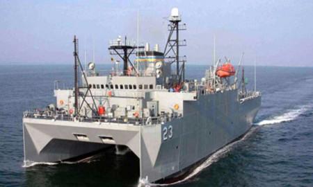 Một tàu giám hải của Trung Quốc. Ảnh: