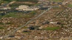 Hậu quả kinh hoàng của lốc xoáy ở Mỹ