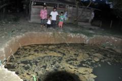 Hố sâu ở Hà Tĩnh không phải do động đất