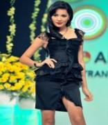 Hương Giang chấm thi Hoa hậu biển quốc tế Thái Lan