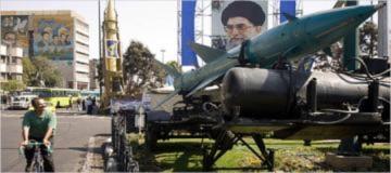 Iran phủ nhận trao đổi tên lửa với Triều Tiên