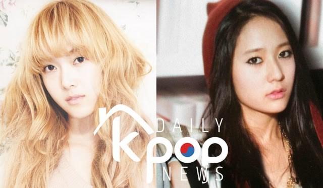 """Jessica và Krystal - cặp chị em """"lạnh"""" nhất Kpop"""