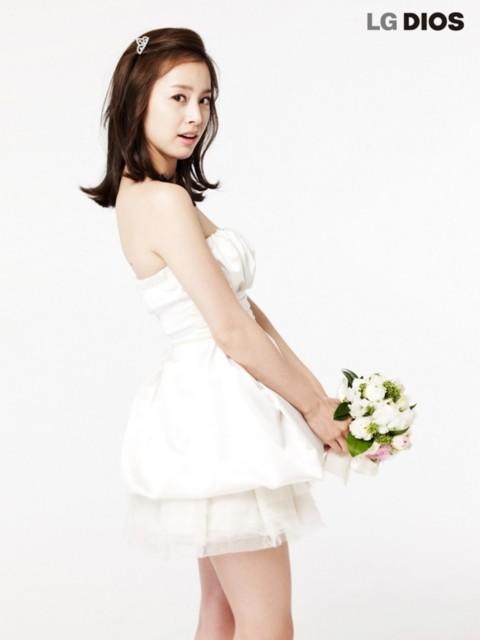Kim Tae Hee từng đóng