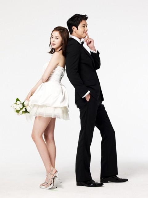 Còn Kim Tae Hee trở lại hình tượng công chúa trong bộ phim
