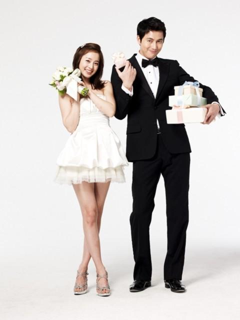 Jung Woo Sung và Kim Tae Hee từng là bạn diễn trong phim điện ảnh cổ trang