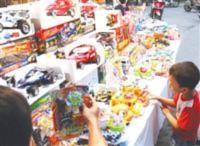 Khi 90% đồ chơi trẻ em xuất xứ từ Trung Quốc
