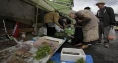 Khu chợ sinh tồn qua hai trận sóng thần Nhật Bản