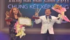 Kim Loan, Thanh Vân đoạt giải Tiếng hát mãi xanh