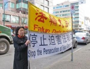 Lãnh sự quán Trung Quốc: Không gia hạn hộ chiếu nếu biểu tình