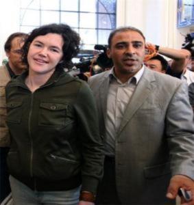 Libya thả 4 nhà báo nước ngoài