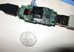 Máy tính kích thước chỉ bằng thẻ nhớ USB