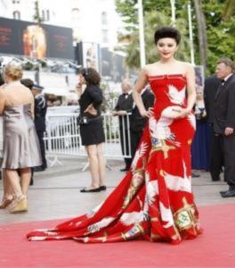 Minh tinh, tài tử tại thảm đỏ khai mạc LHP Cannes