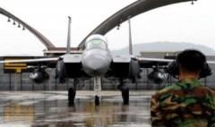 Mỹ, Hàn tập trận không quân quy mô lớn