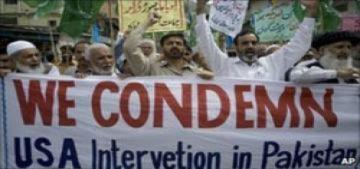 Mỹ rút quân khỏi Pakistan