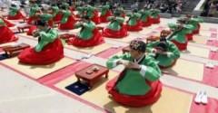 Ngày hội vào đời của nam thanh nữ tú Seoul