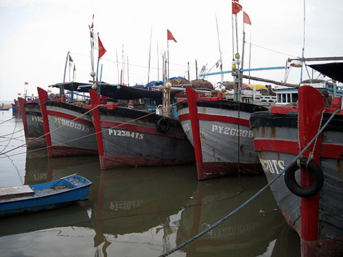 Ngư dân bị tàu cá Trung Quốc chiếm ngư trường