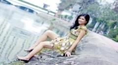 Nguyễn Thị Loan rực rỡ trong nắng