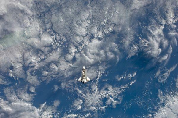 Tàu con thoi Endeavour chuẩn bị kết nối với Trạm không gian quốc tế vào 18/5 vừa qua. Đây là sứ mệnh cuối cùng của tàu con thoi này.