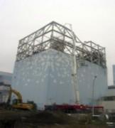 Nhật lo bão Songda làm tăng khủng hoảng hạt nhân