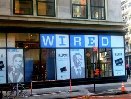 Cửa hàng điện tử của tạp chí WIRED được mở vào mỗi mùa đông ở New York.