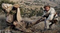 Những lần thoát chết của Bin Laden