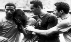 Nước mắt của sao thể thao