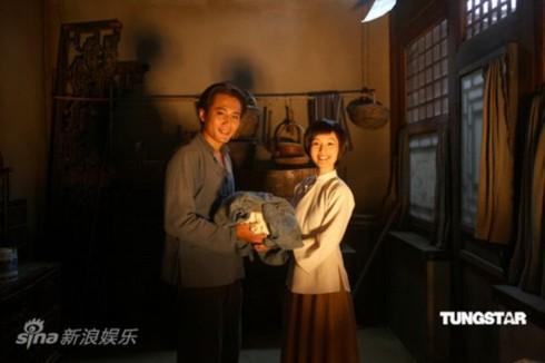 Đôi vợ chồng Mao Trạch Đông - Dương Khai Tuệ do Lưu Diệp và Lý Thấm thể hiện.