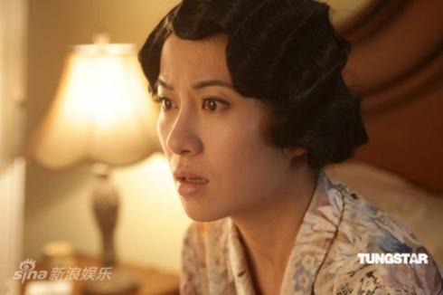Diệp Tuyền vai Lý Lệ Trang.