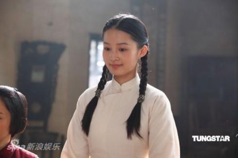 Lý Thấm vai Dương Khai Tuệ, vợ Mao Trạch Đông.