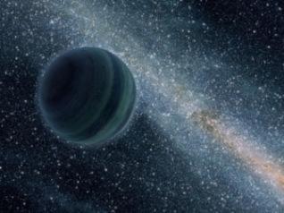 Phát hiện hành tinh trôi dạt khác thường